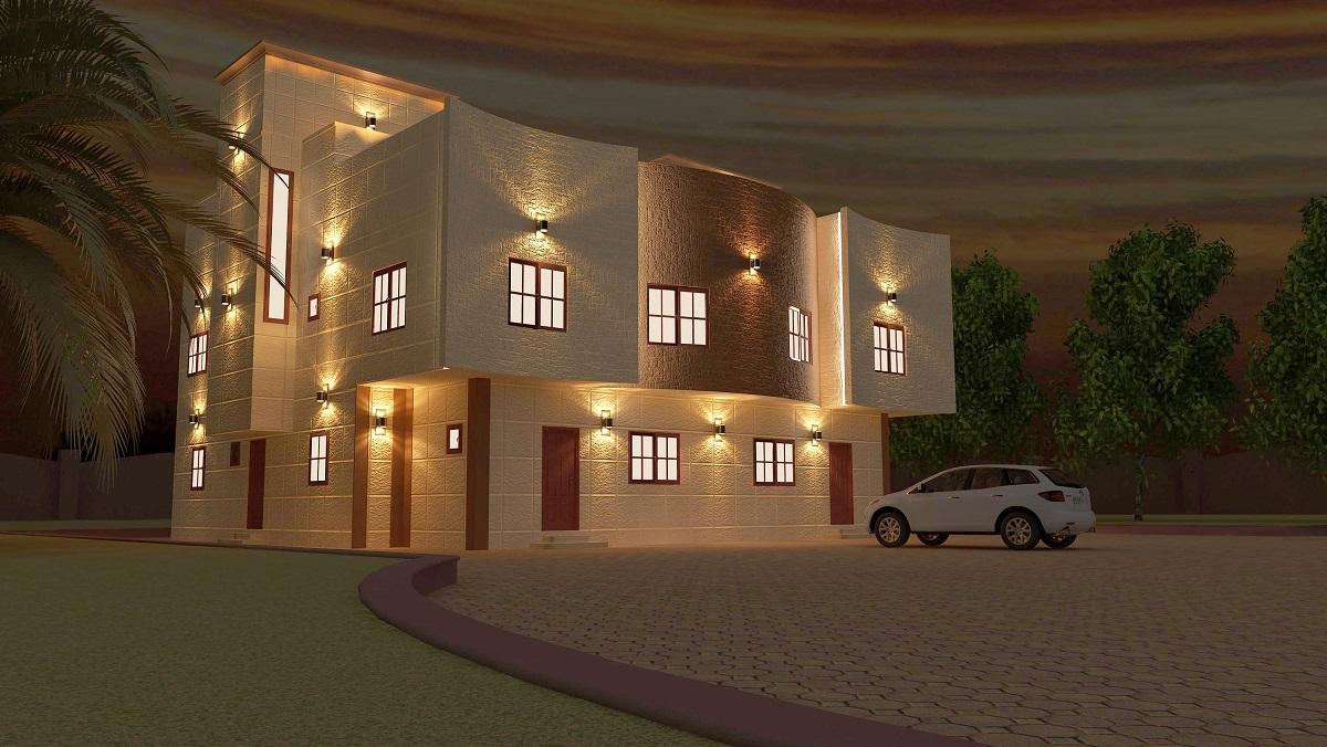Al-khomasi الخماسي للاستشارات الهندسية التطوير السكني و التجاري البناء والتصميم